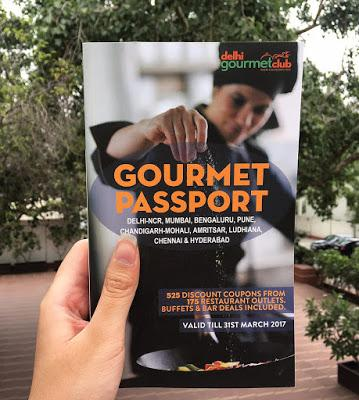 Gourmet Passport 2016-17: Why every person should get their hands on this