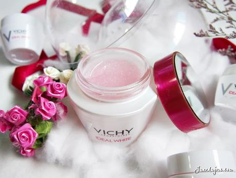 Sleeping Giants: ForBelovedOne Melasleep Brightening Lumi Key Jelly VS Vichy Ideal White Sleeping Mask