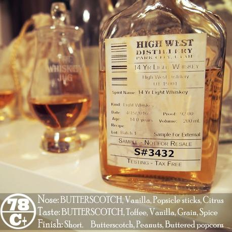 High West 14 Year Old Light Whiskey Review