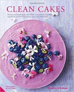 Book Review: Clean Cakes by Henrietta Inman