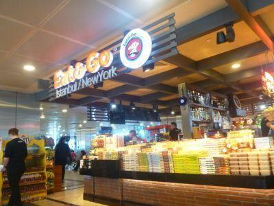 Eat and Go Bar