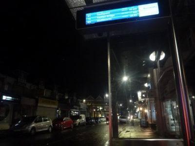 Bus to Lansdowne in Bournemouth