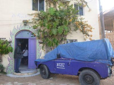 Maison Abaka, N'Gor Beach, Dakar, Senegal