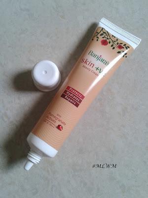 Banjara's Skin +ve Beauty Cream Review