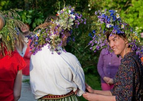 Jani -Latvian public holiday is celebrated each year on 23 June.