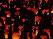 Lantern Festival Full Moon Night China, Traced Back 2,000 Years Ago.