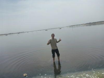 Visting A Pink Lake! : My Trip to Lac Rose in Senegal