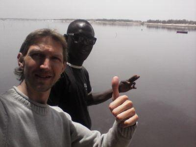 Pele and I by Lac Rose