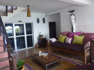 Maison Abaka, Senegal