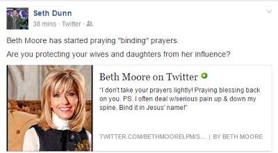 Beth Moore Bible Twisting Includes