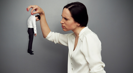 How to Win an Argument With Your Misogynistic Boss