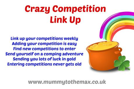 CRAZY COMPETITION LINK UP - 18/05/2016