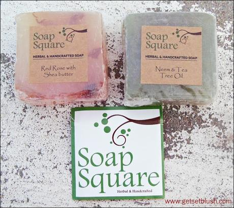 Soap Square - Herbal & Handcrafted soaps review