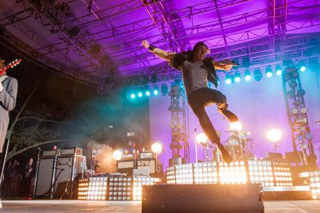 Cage The Elephant Gave an Unforgettable Performance at SummerStage [Photos]
