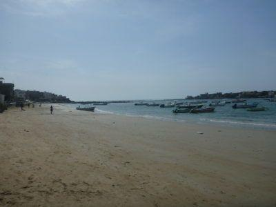 N'Gor Beach, Dakar, Senegal