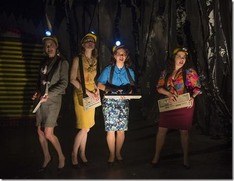 Review: The Secretaries (About Face Theatre)
