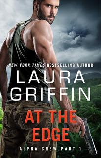 At The Edge and Edge of Surrender by Laura Griffin- Feature and Review