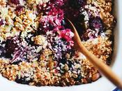 Berries Coconut Seeded Crumble Granola (Vegan) (Refined Sugar-Free)