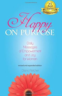 Diana Fletcher talks about her book Happy on Purpose