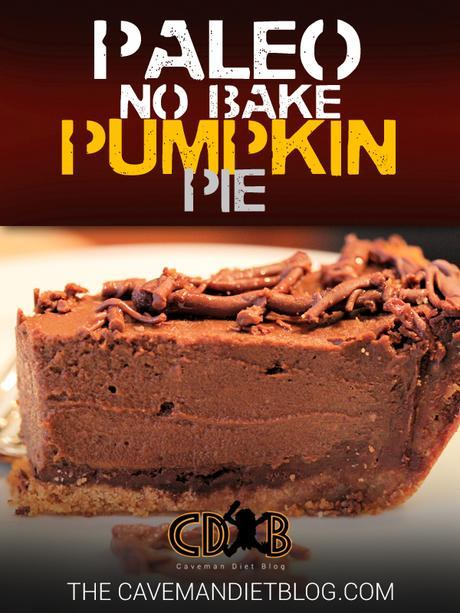 Paleo Dessert Recipes Pumpkin Pie Main Image