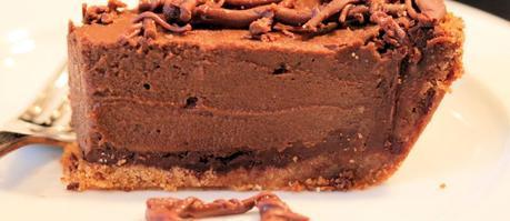 Paleo Dessert Recipes Pumpkin Pie Featured Image
