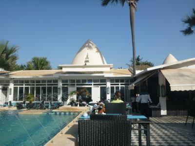My Five Star Paradise: Living It Up at the Coco Ocean Resort and Spa, The Gambia