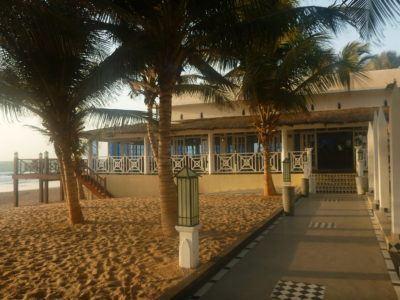 Walk down to the beach