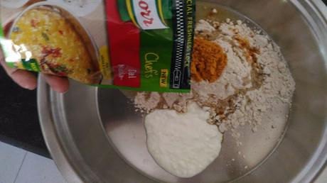 Jowar Atta Tarts and Dal Tadka with Kachumber  for KnorrMasterClass