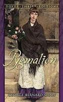 Image: Pygmalion (Dover Thrift Editions), by George Bernard Shaw . Publisher: Dover Publications; FIRST EDITION edition (October 20, 1994)