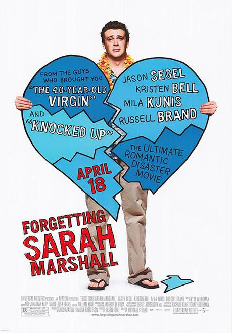 Movie Review: Forgetting Sarah Marshall (2008), Character Flaws and (500) Days of Summer