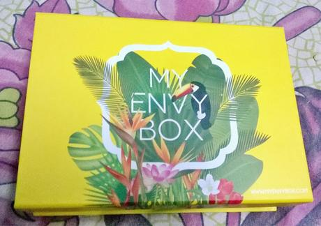 My Envy Box My Unboxing