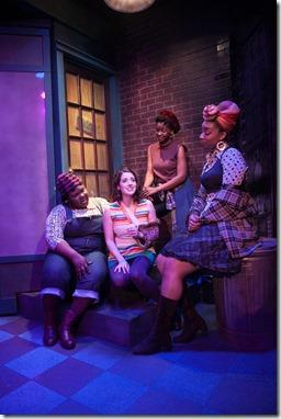 Review: Little Shop of Horrors (American Blues Theater)