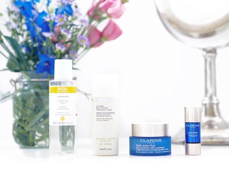 SWITCHING IT UP: SKINCARE