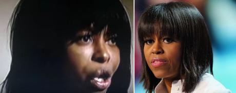 Tranny thrown out of D.C. store looks like Michelle Obama!