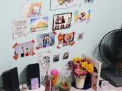 De-clutter Organize Workspace