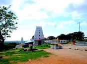 Keesaragutta Hill Strewn with Shivalingams!