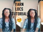 Yarn (Wool) Locs Like Tutorial Tips