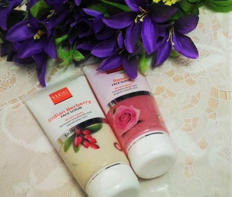 VLCC Face Scrubs Review, Price