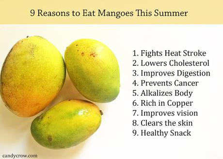 Why should you eat Mangoes this Summer?