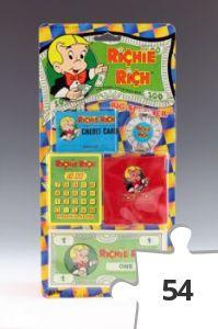 Jigsaw puzzle - Richie Rich Big Spender