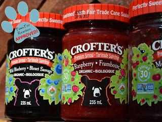 Product #Review: Crofters #Organic Jam is #Ontario Made, #NonGMO & is Saving #Bees!