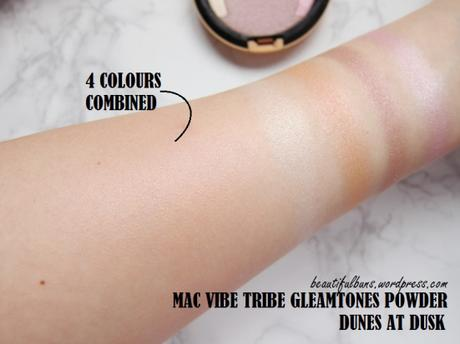 MAC Vibe Tribe Gleamtones Powder Dunes at Dusk (4)
