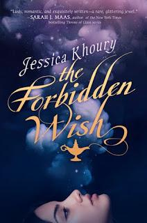 YA Review: The Forbidden Wish by Jessica Khoury