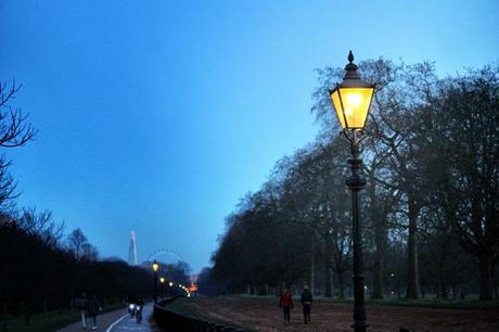 In & Around London… Lights & Lamps