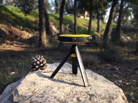 VUZE turns virtual into consumer reality 3D 360 VR camera