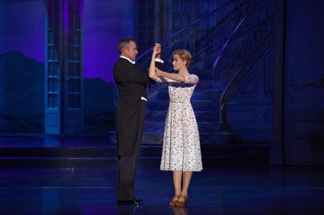 Cameron Daddo and Amy Lehmper SOund of Music