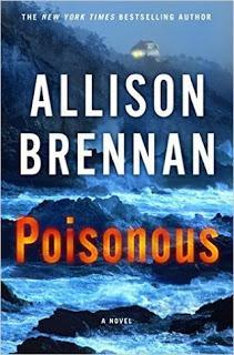 Poisonous- A Max Revere Novel- by Allison Brennan- Feature and Review