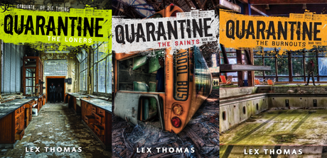 EXCLUSIVE Interview with LEX THOMAS, Co-Authors of QUARANTINE: THE LONERS