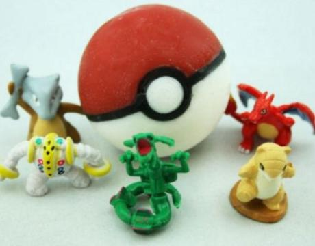 Pokemon Pokeball Soap