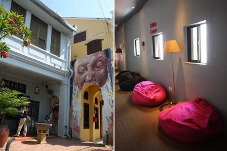 Explore Georgetown in Penang